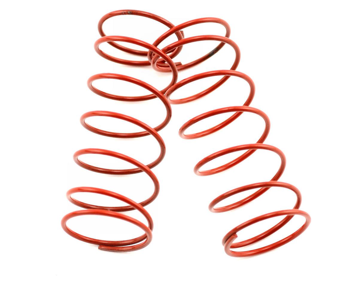 "Losi 15mm Shock Springs 2.3"" X 4.1 Rate (Red) (2)"