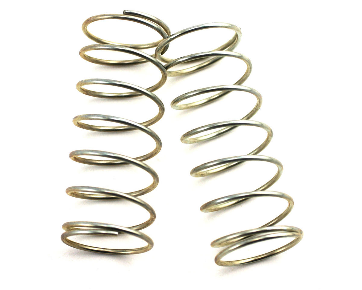 Losi 15mm Springs 2.3�x4.4 Rate (Silver)