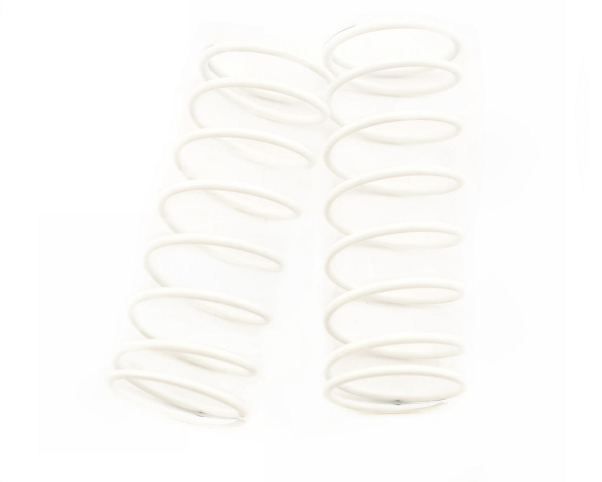 "Losi 15mm Shock Springs 2.3"" x 5.3 Rate (White) (2)"