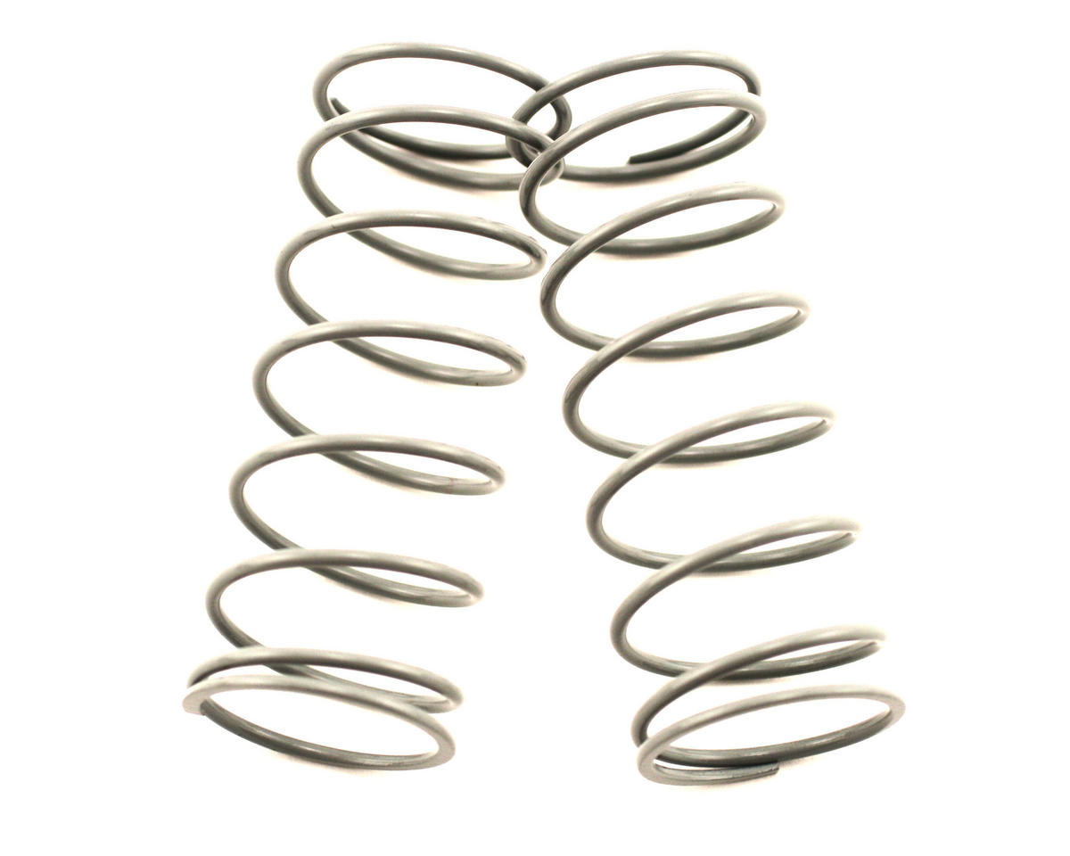 "Losi 15mm Shock Springs 2.3""x 5.6 Rate (Grey) (2)"