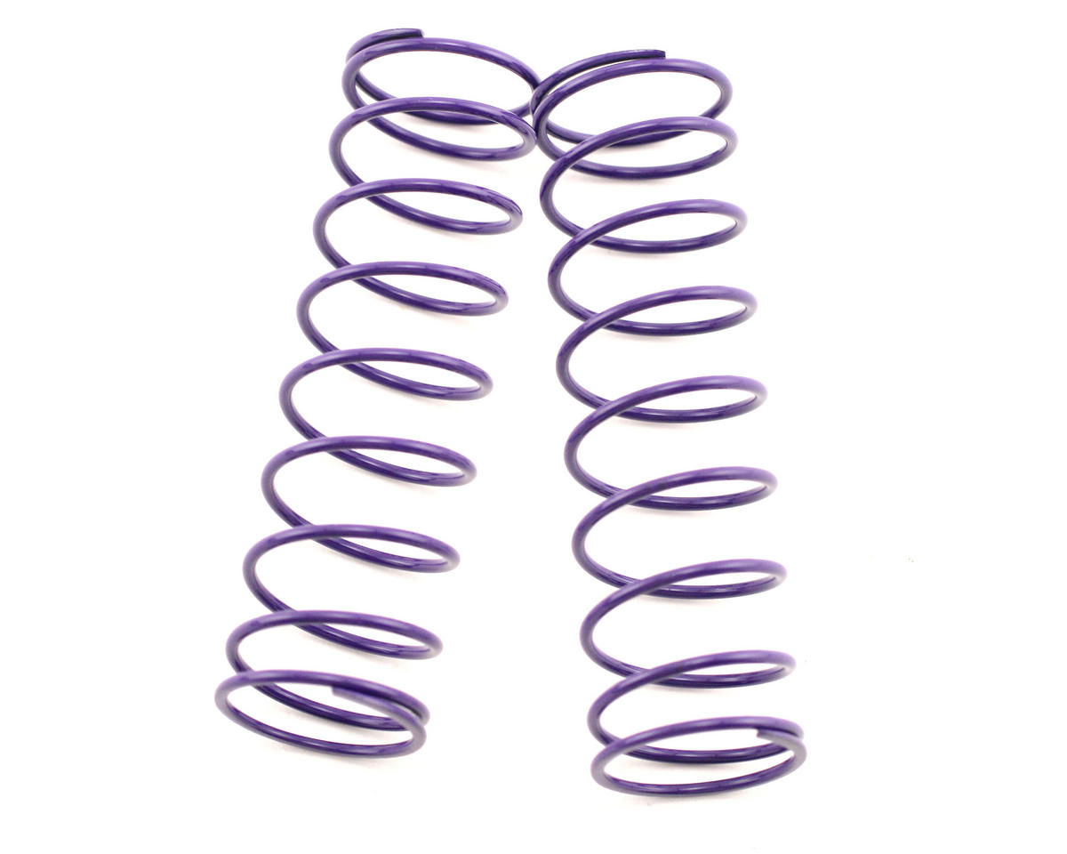 "Losi 15mm Springs 3.1x4.3"" Rate (Purple)"