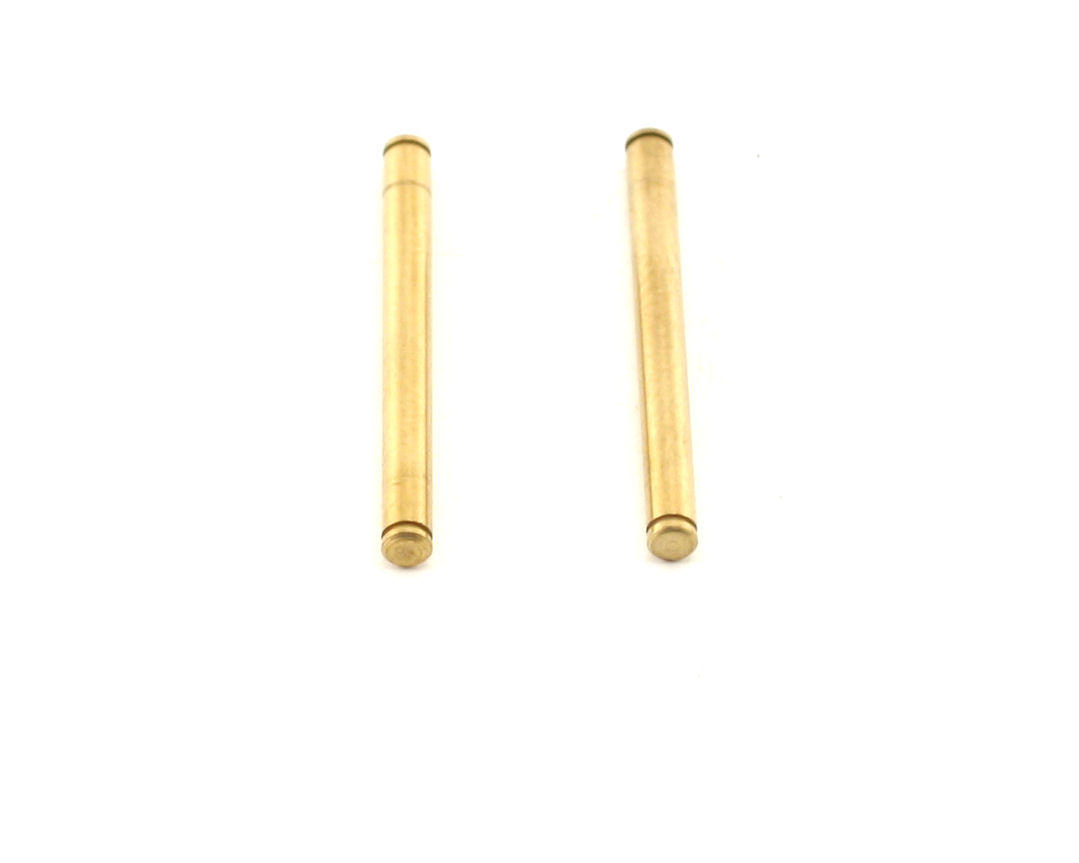 """Losi XXX-T CR Ti-Nitride Hinge Pins,1/8 x 1.246"""""""