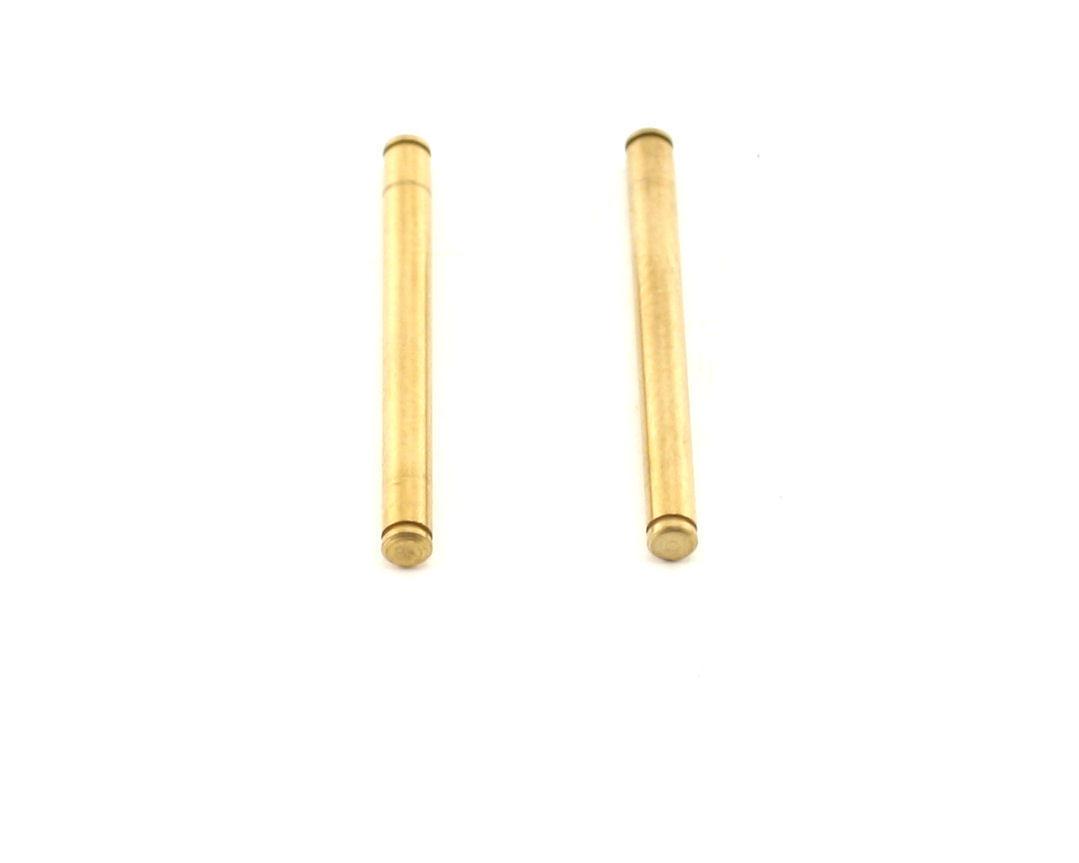 "Losi XXX-NT AD2 Ti-Nitride Hinge Pins,1/8 x 1.246"""