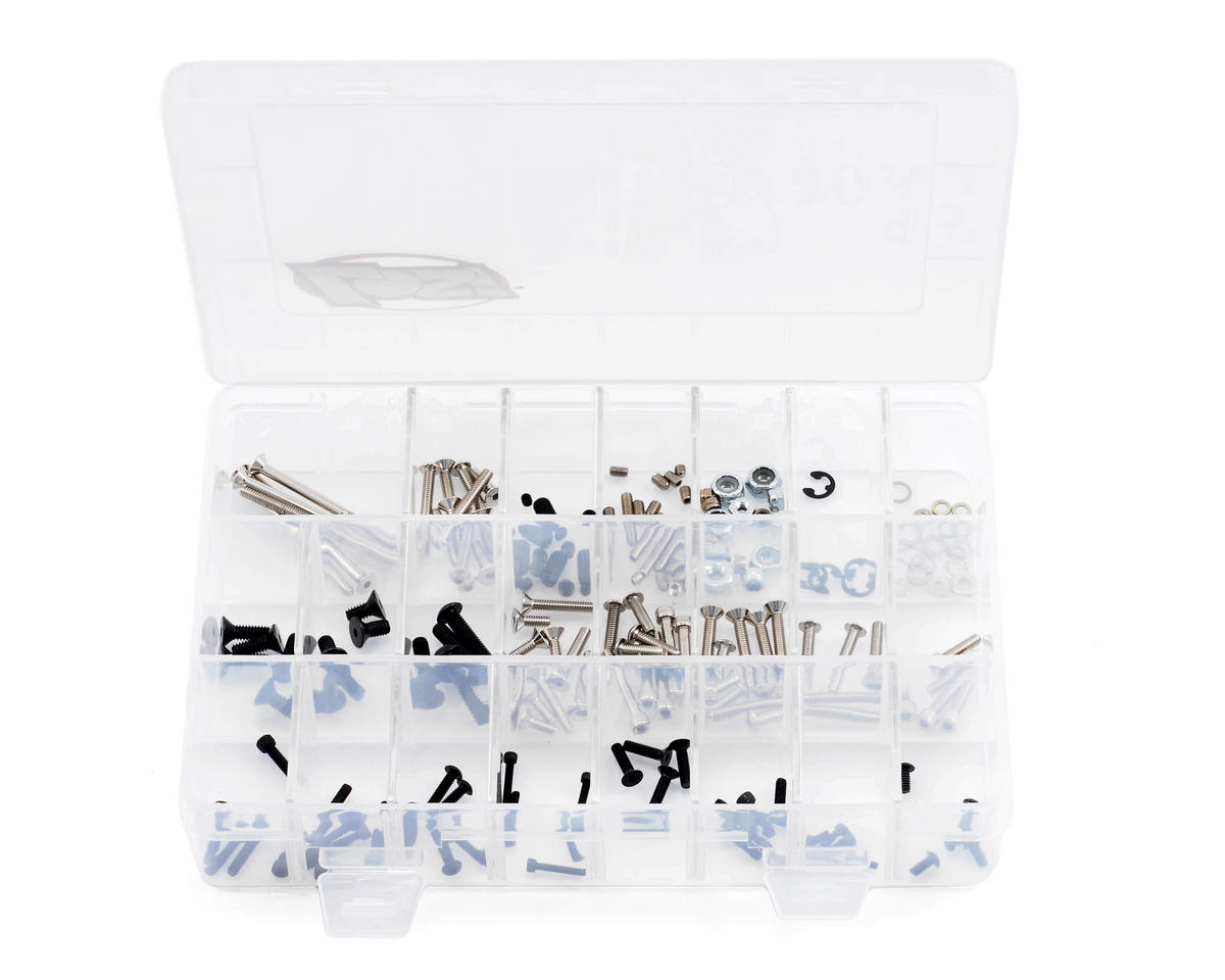 Losi 8IGHT Screw & Nut Assortment Box