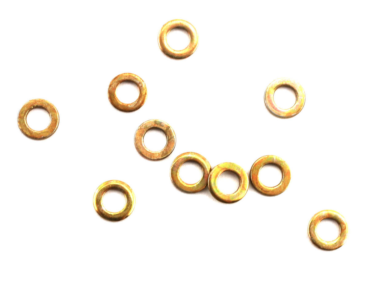 Losi XXX-CR Narrow #4 Washers (10)