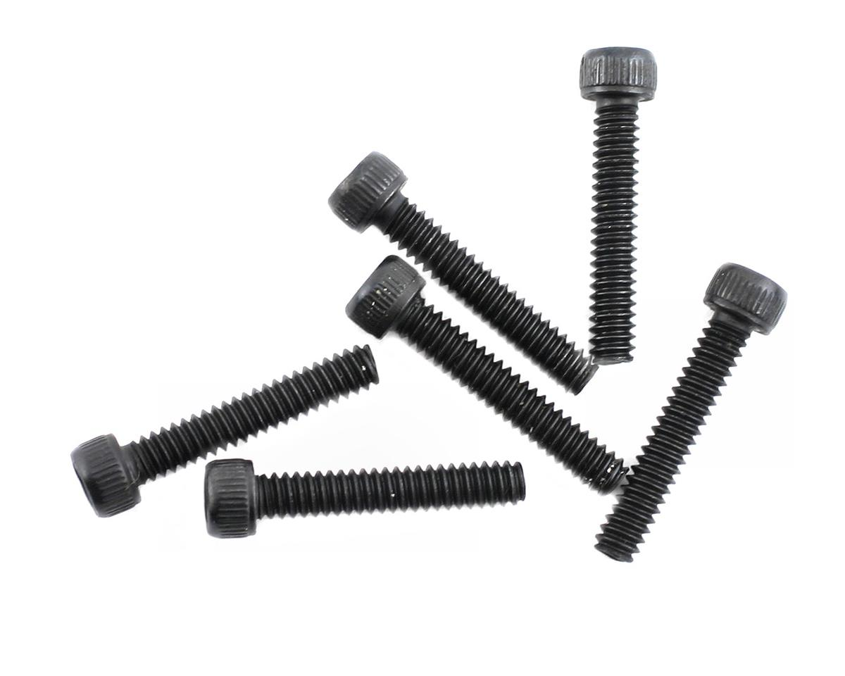 "Losi 4-40x5/8"" Cap head Screws (6)"