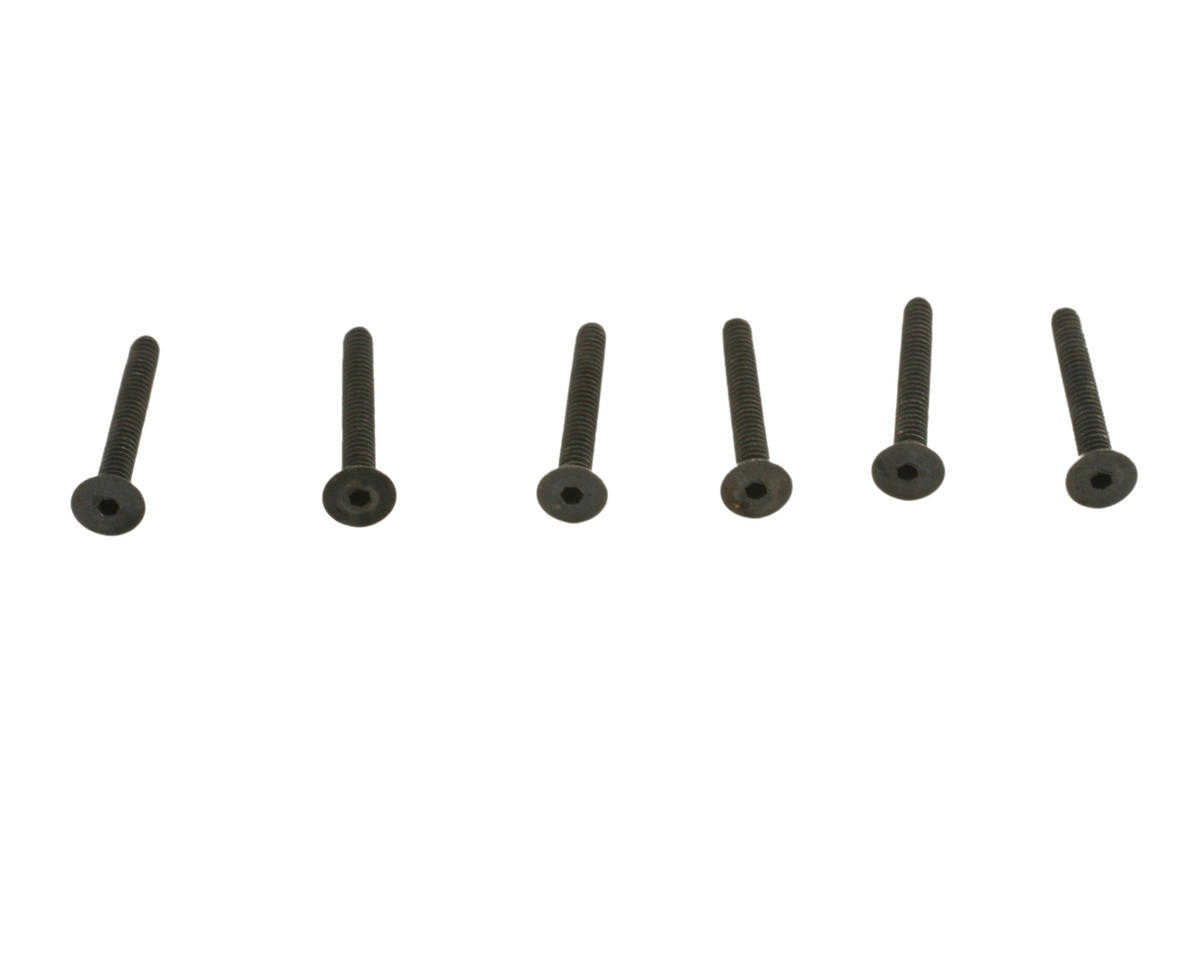 "Losi 4-40 x 7/8"" Flat Head Screws"