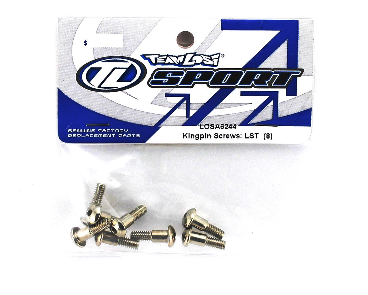 Losi King Pin Screws (8)