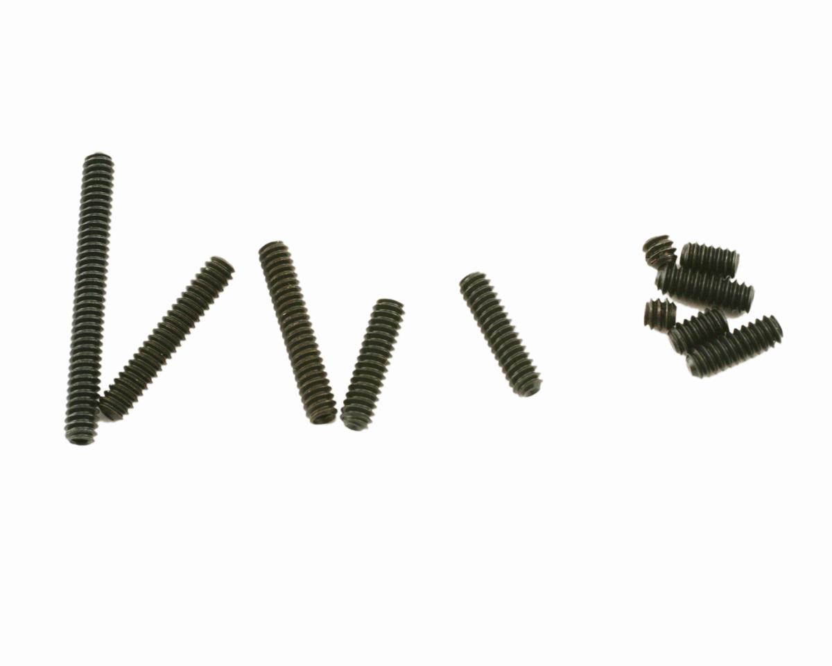 Losi XXX-CR 4-40 Set Screw Assortment (11 pcs)