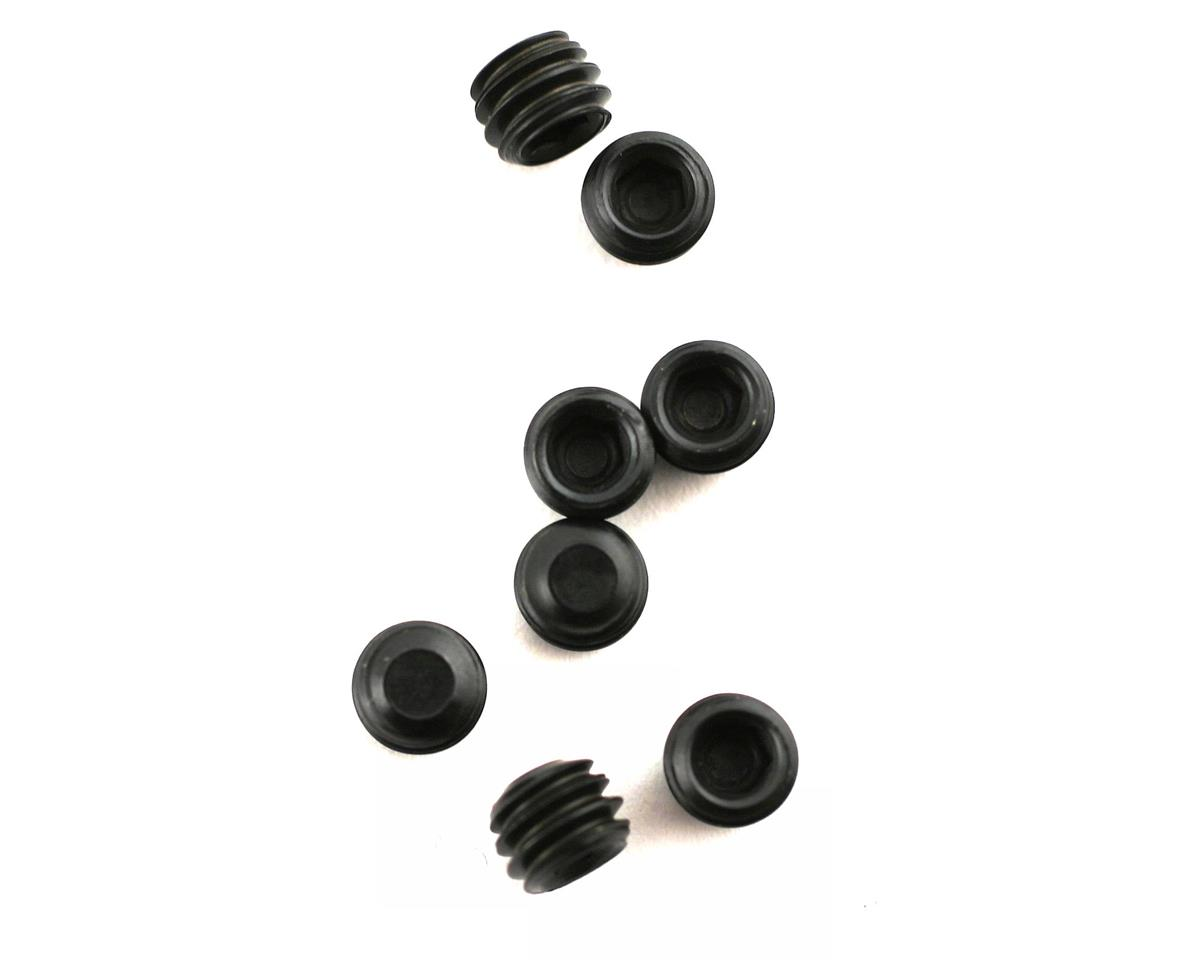 "Losi 8-32x1/8"" Flat Point Set Screws (8)"