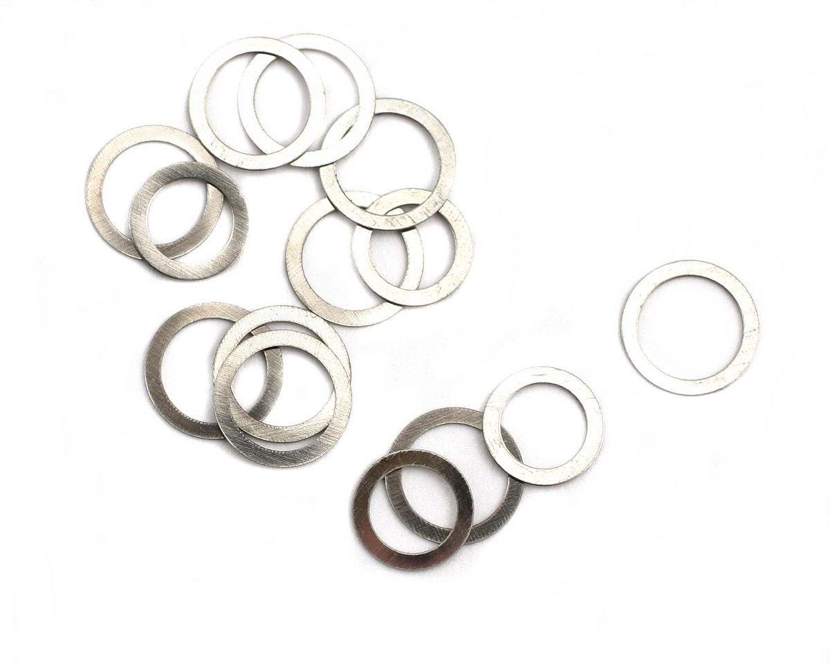 5mm/6mm Metric Shim Set by Losi