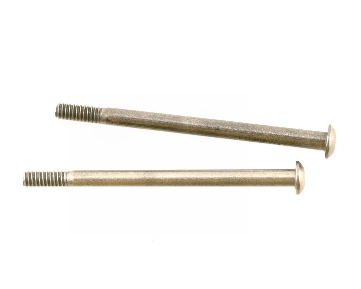 Losi Hinge Pin Studs Ti Nitride (2)