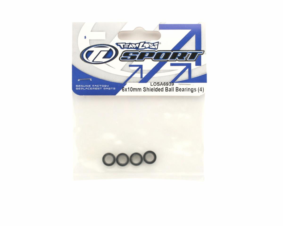 Losi 6x10mm Ball Bearing (4)