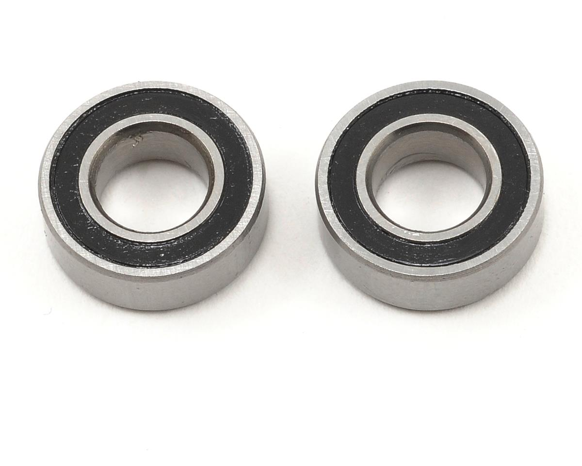 6x12x4mm Sealed Ball Bearings w/Plastic Retainer (2) by Losi