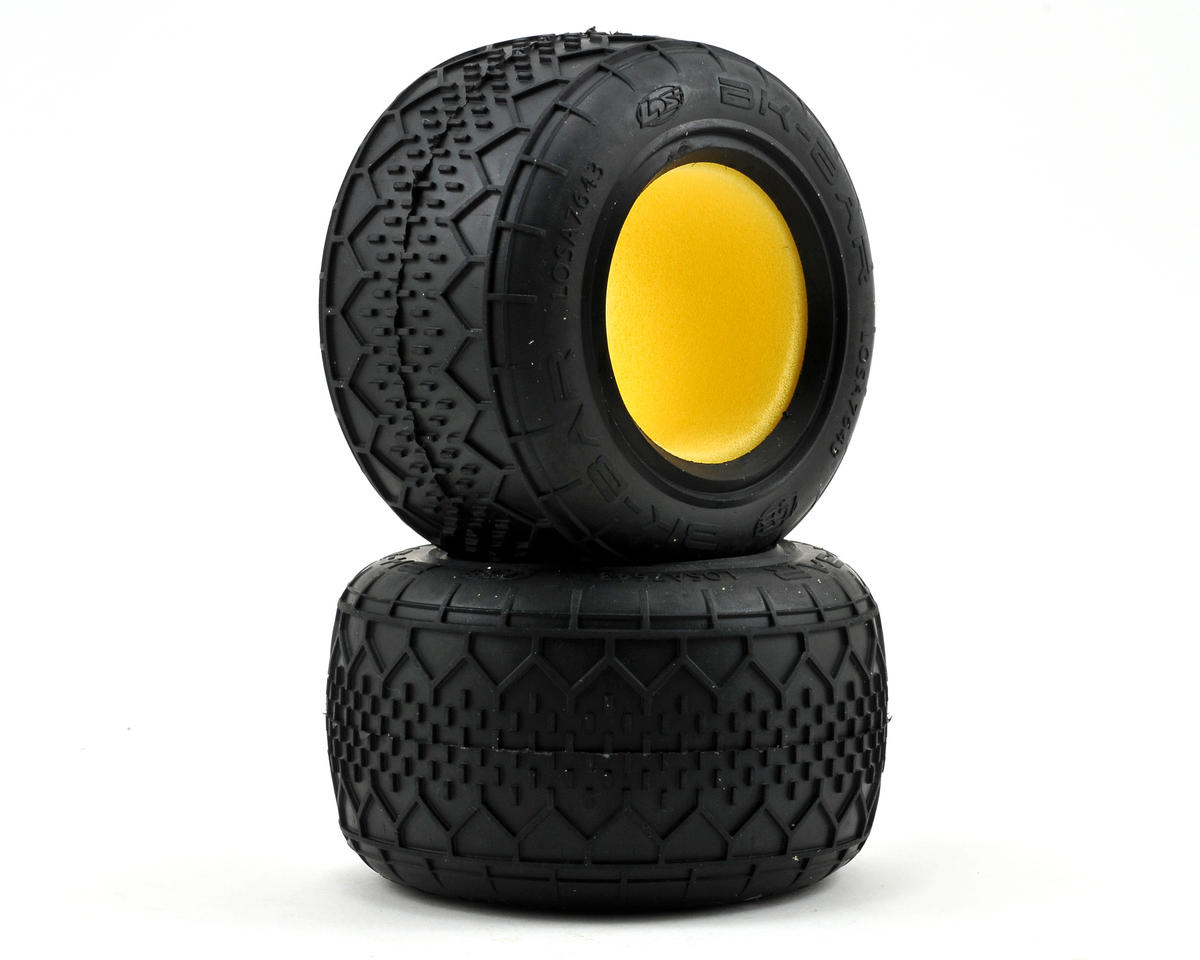 "Losi BK Bar 2.2"" Truck Tires (Pink) (2)"