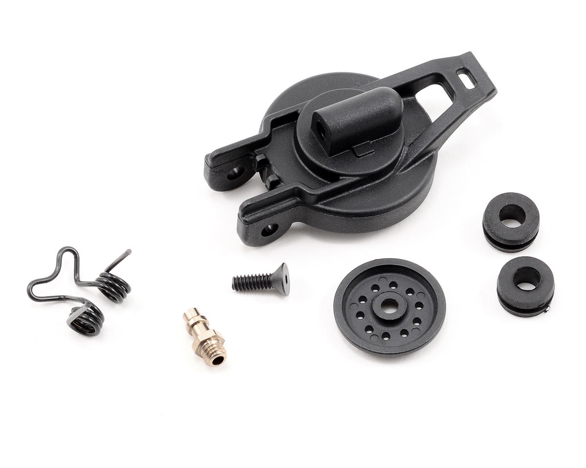 Losi Fuel Tank Cap, Spring & Seal Set