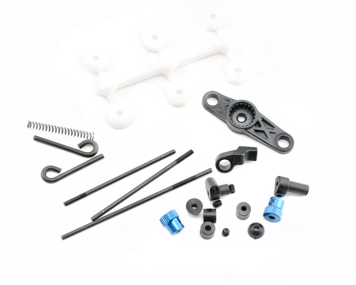 Losi Throttle/Brake Link Set: 8B/8T