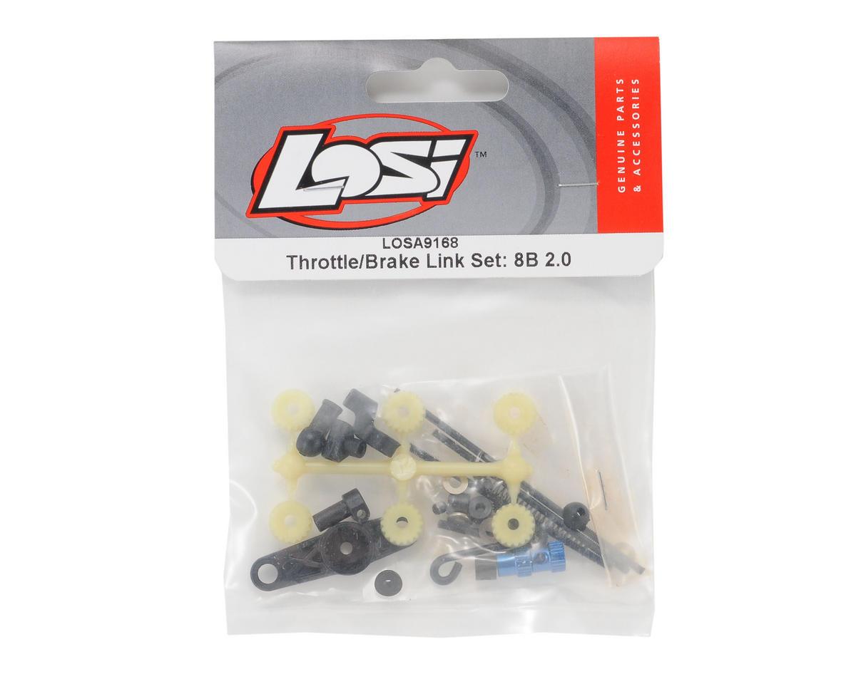 Losi Throttle/Brake Linkage Set