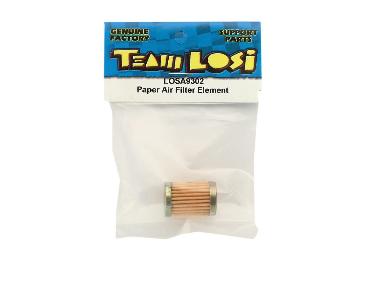 Losi Paper Air Filter Element