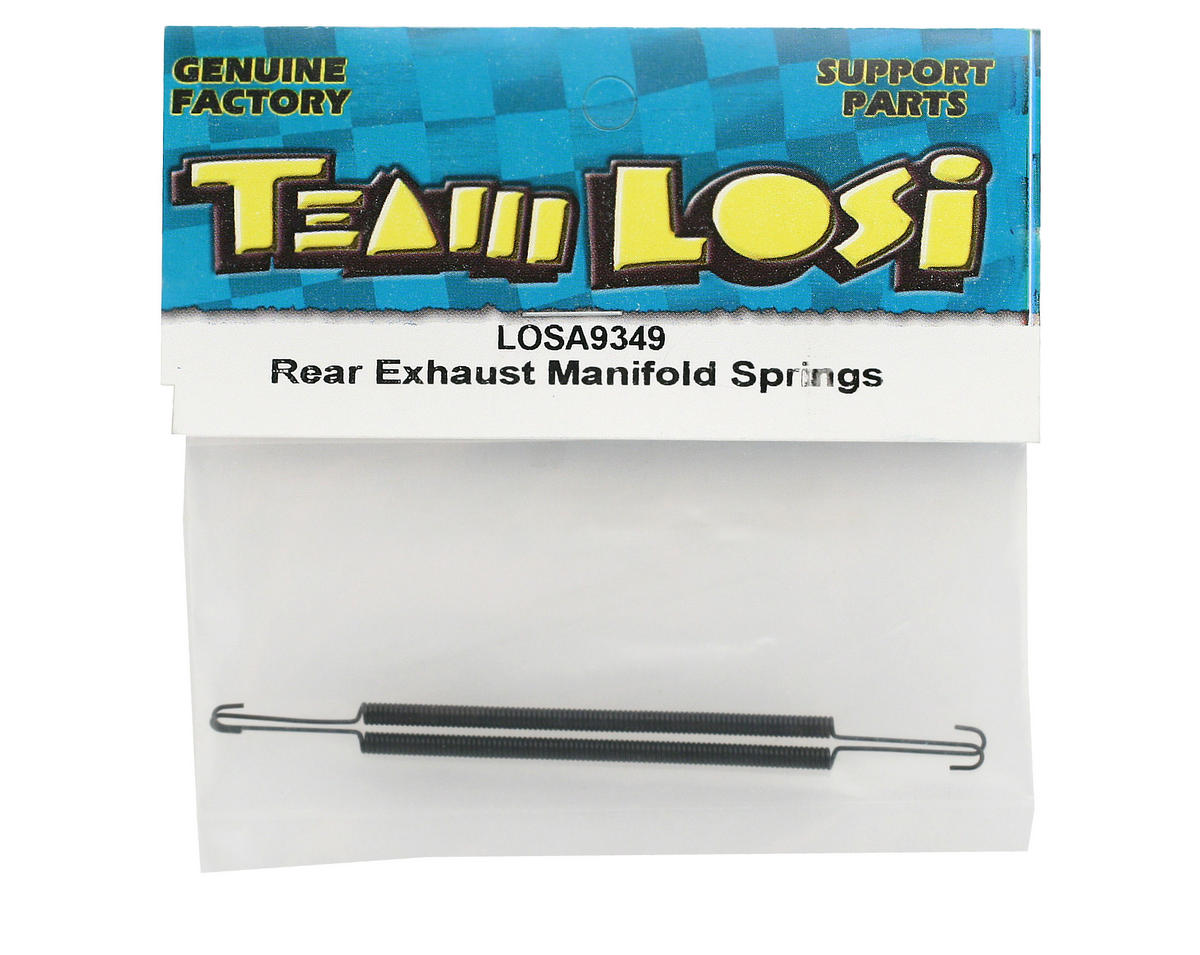 Losi Rear Exhaust Maniforld Springs
