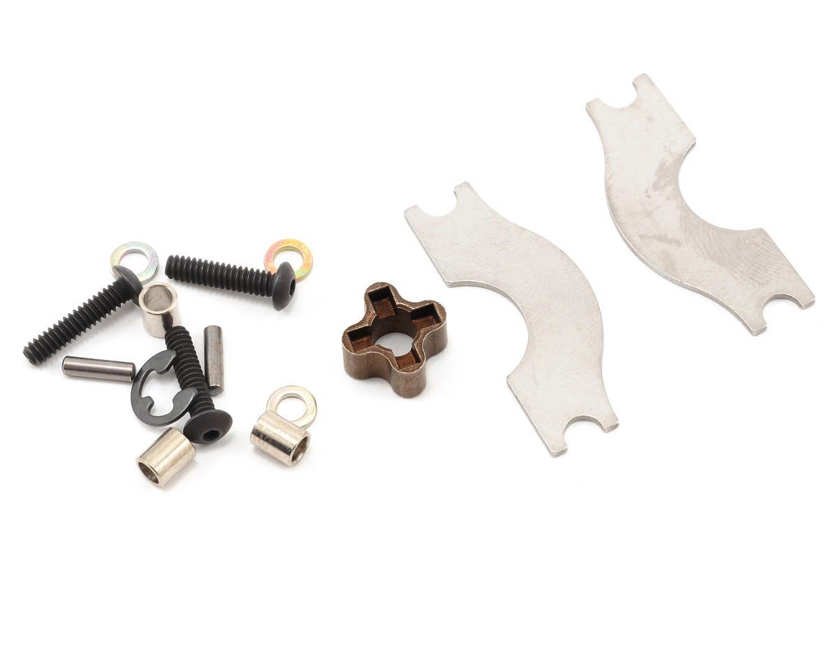 Losi Brake Hub w/Pads & Hardware
