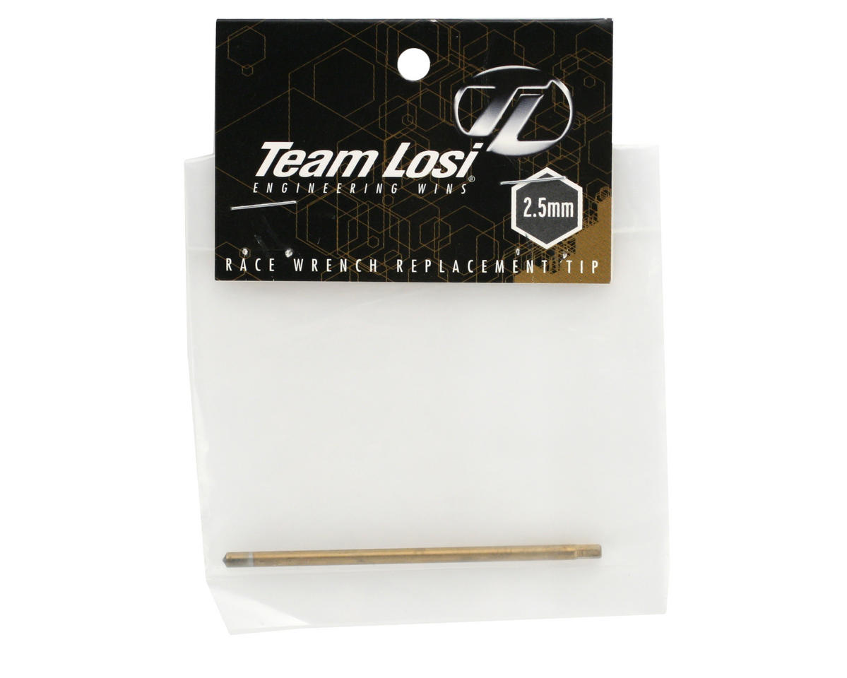 Losi Replacement Tip: 2.5mm