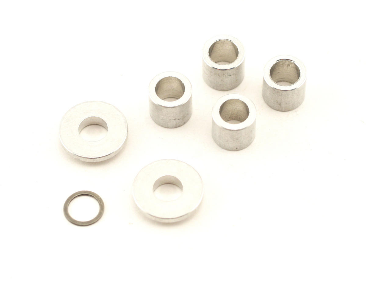 Losi XXX-NT AD2 Bearing Spacer & Wheel Washer Set
