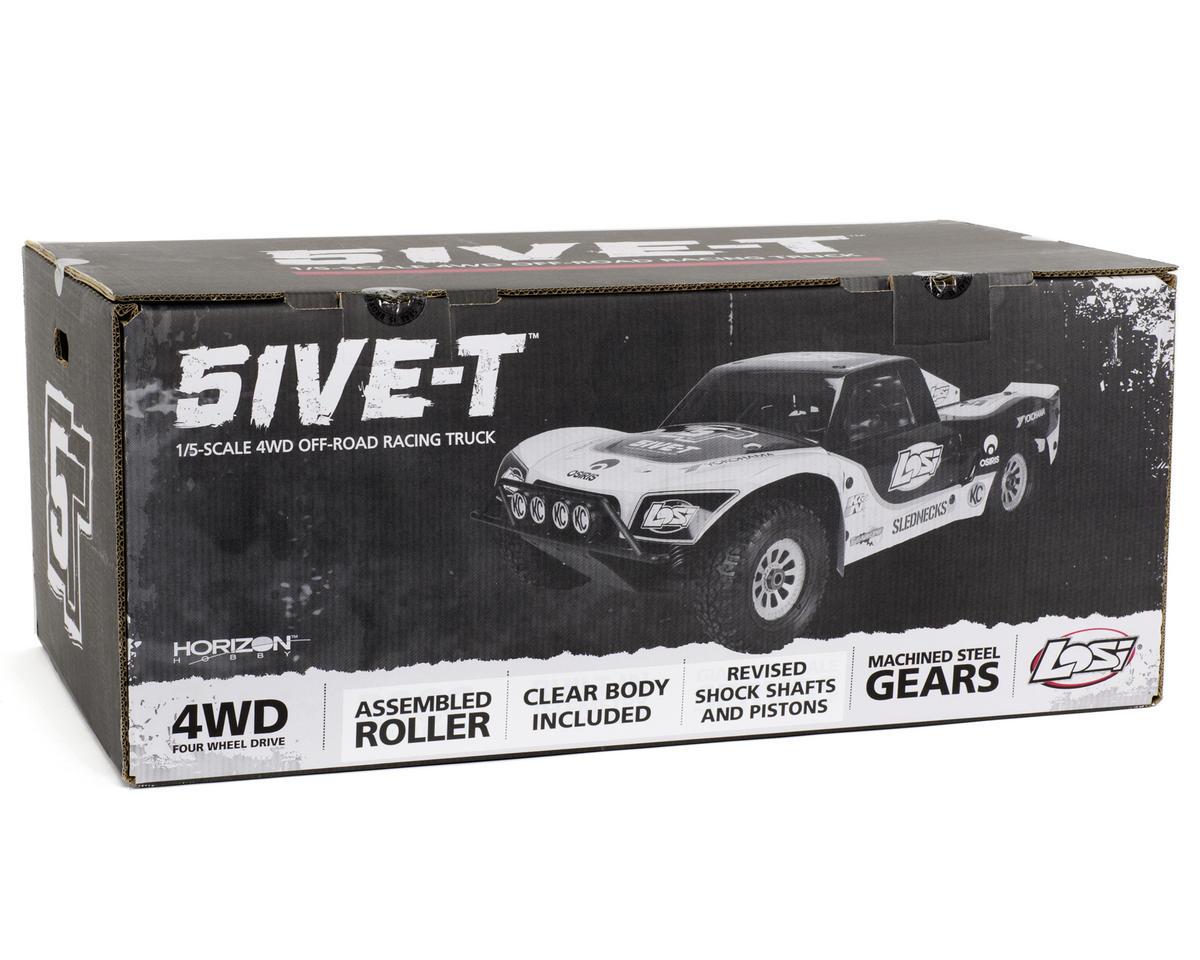 Losi 5IVE-T 1/5 Scale 4WD Roller Short Course Truck
