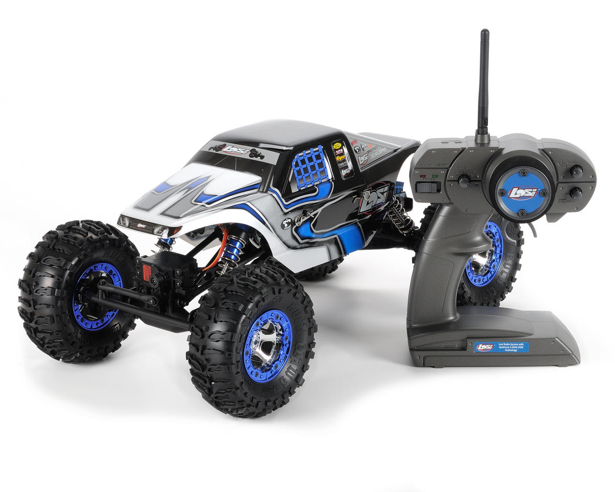 1/10 Night Crawler RTR (Black) by Losi