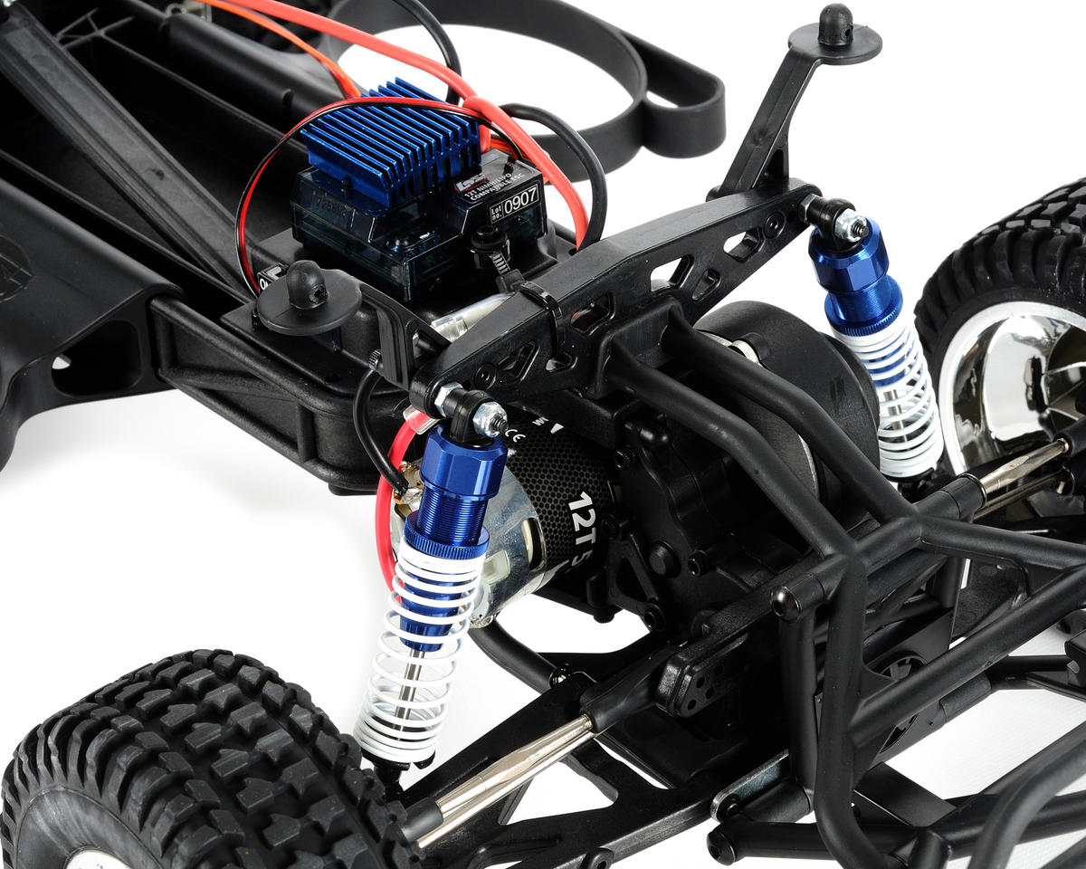 Losi Strike 1/10 Scale RTR Electric 2WD Short-Course Truck