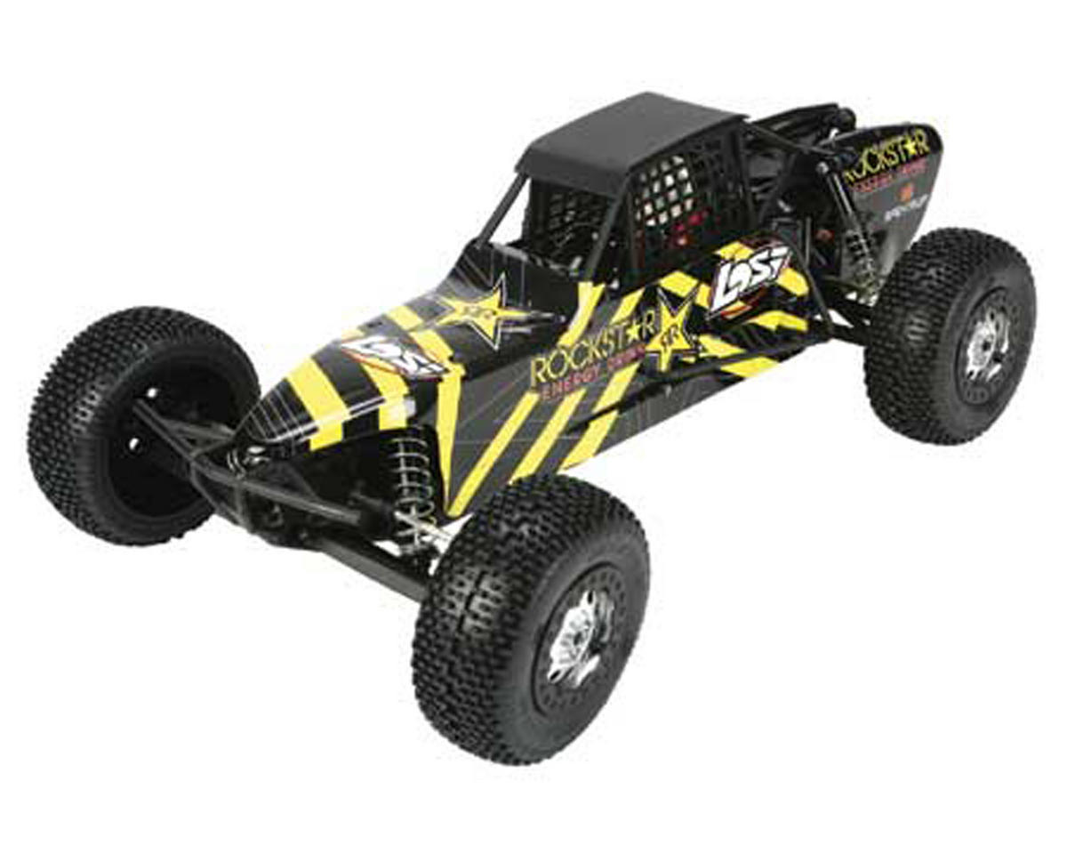 Losi Rockstar XXX-SCB 1/10 Scale RTR Electric Short Course Buggy