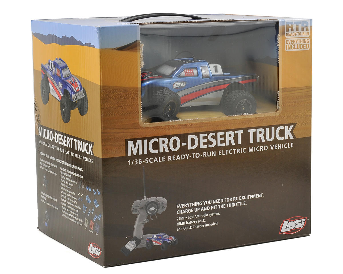 Losi 1/36 Micro Desert Truck RTR