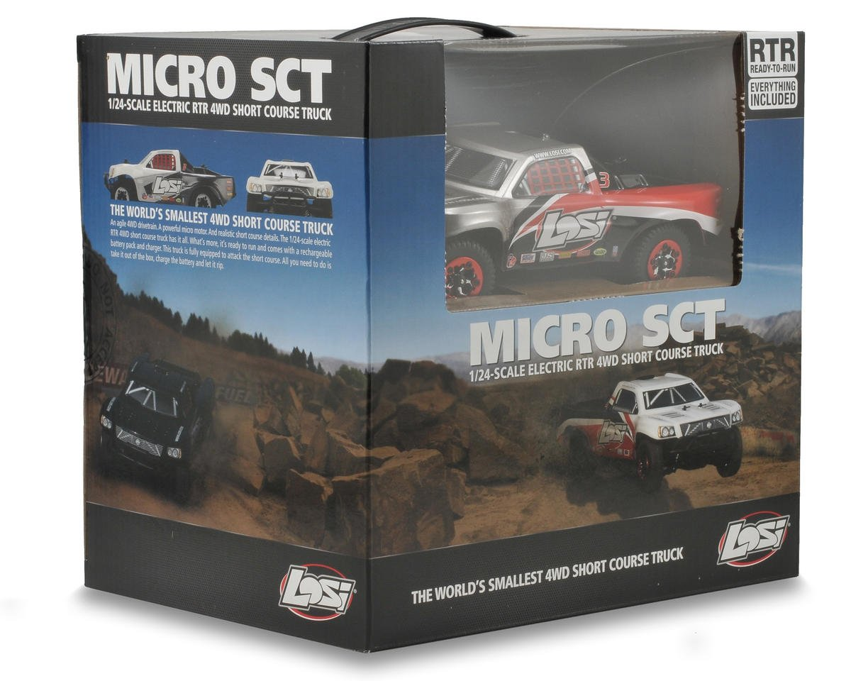 Losi 1/24 Micro 4WD Short Course Truck RTR