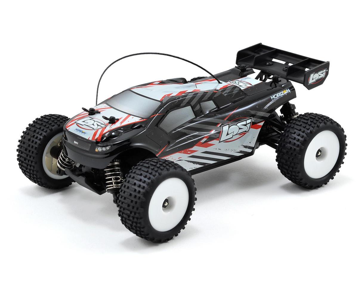 Losi 1/24 4WD Micro Truggy RTR (Black)