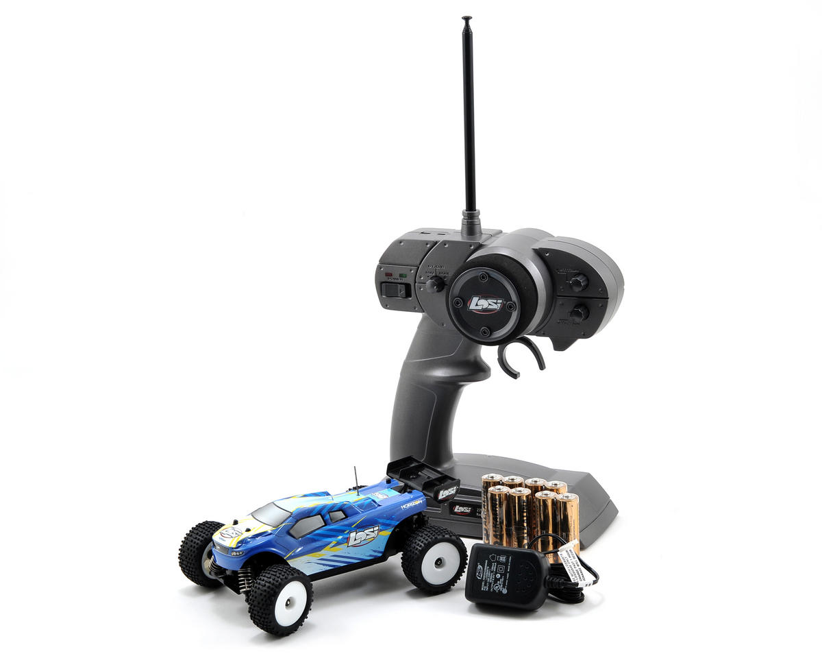 1/24 4WD Micro Truggy RTR (Blue)