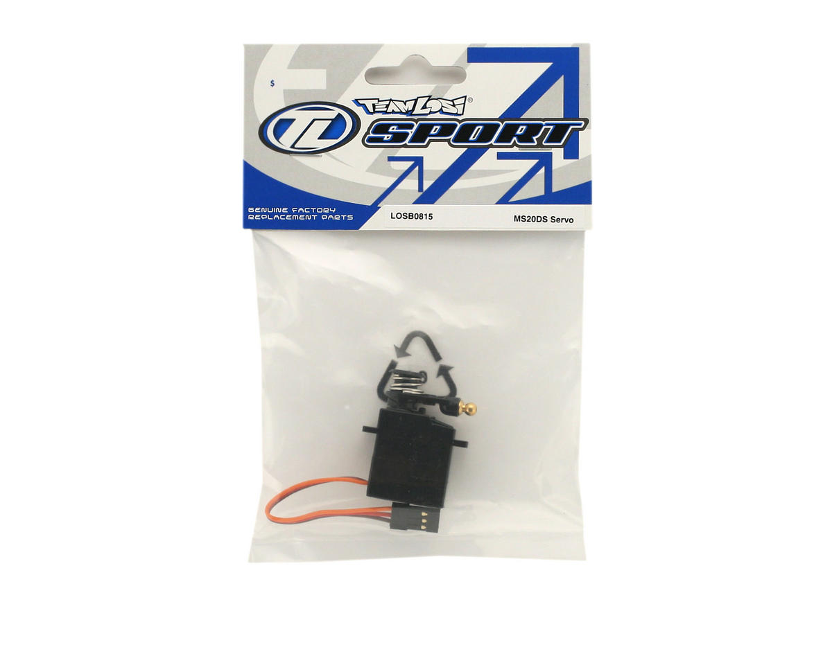 Losi MS20DS Servo (MLST/2, Mini-Baja)