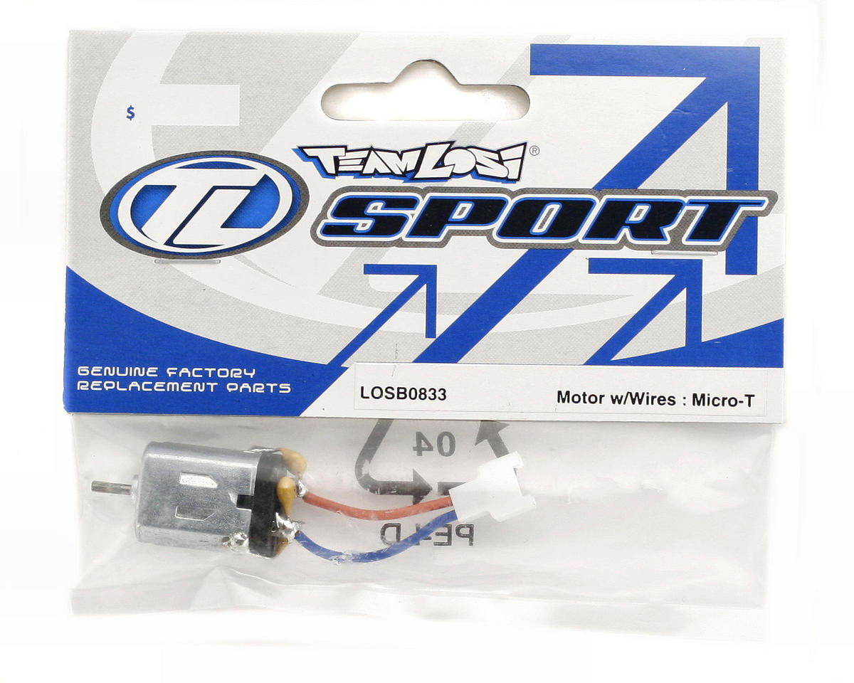 Losi Micro Motor w/ Wires