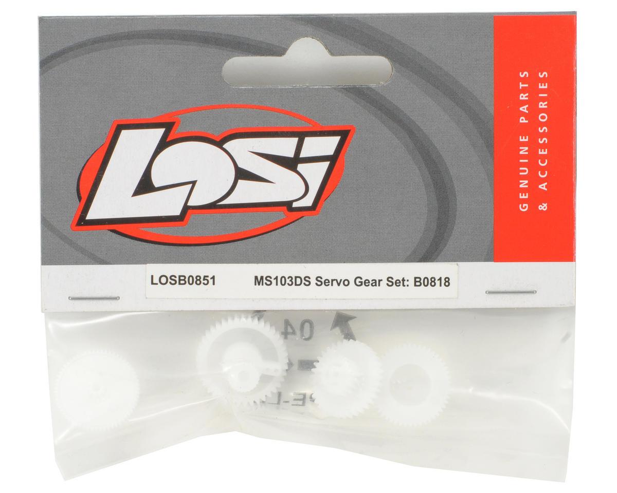 Losi MS103DS Servo Gear Set