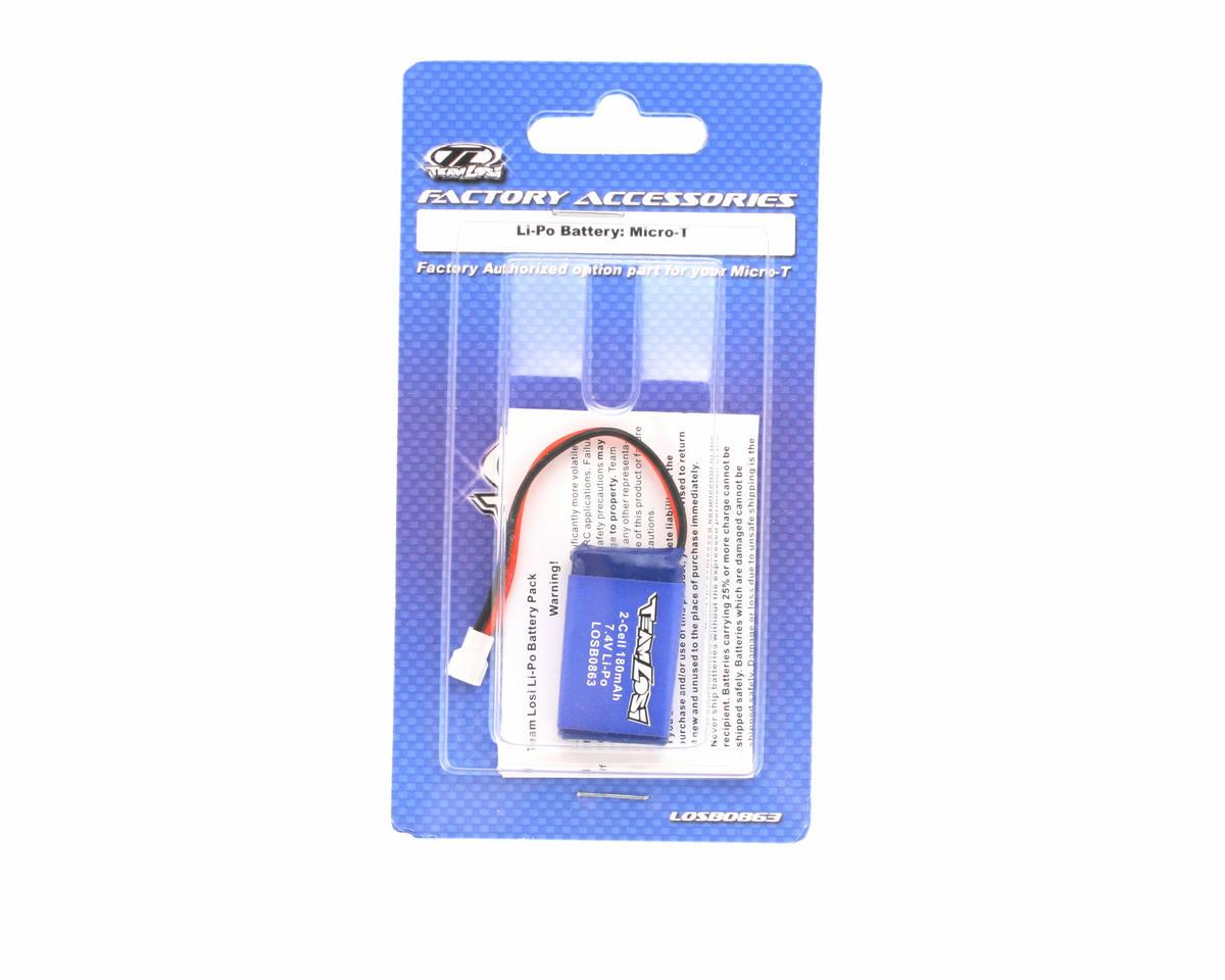 Losi LiPo Battery (Micro - T/B 7.4v/180mah)