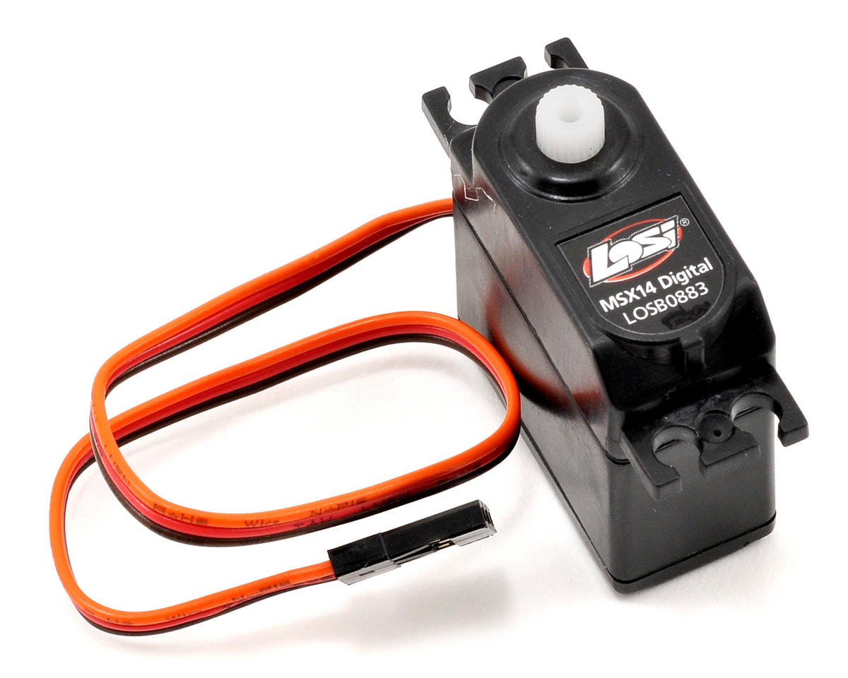 Mini 8IGHT Servo by Losi