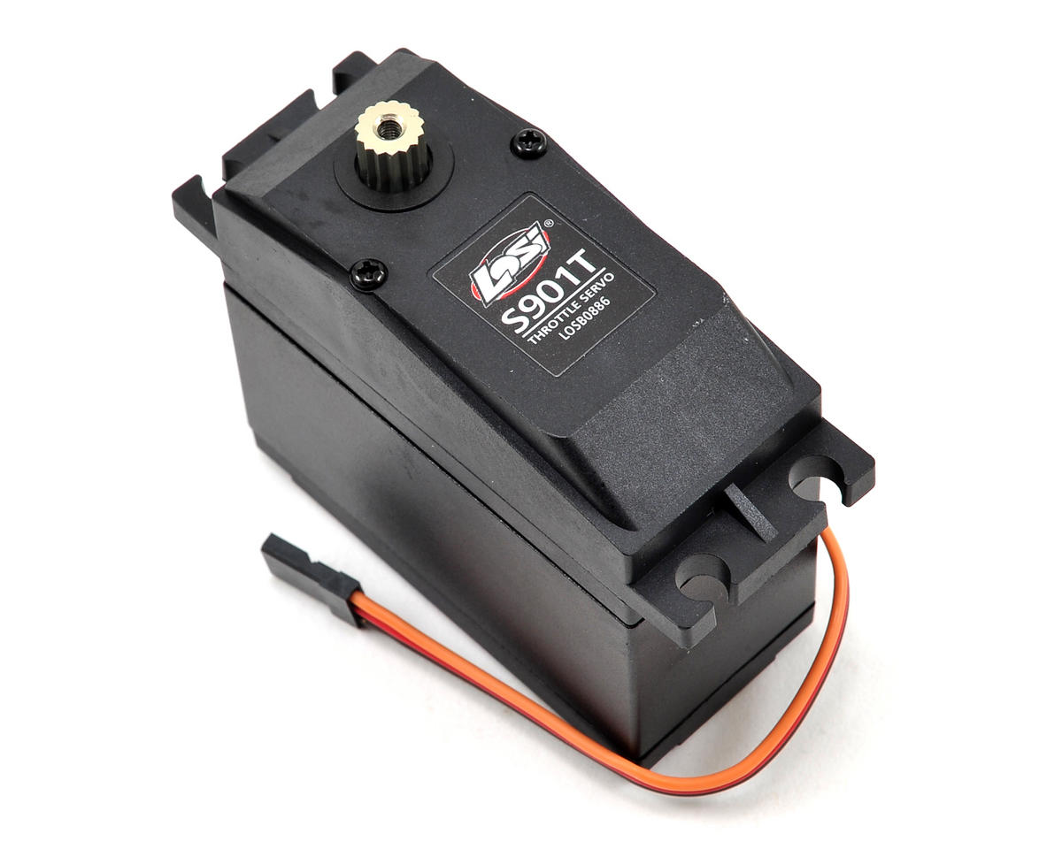 S901T 1/5 Scale Throttle Servo by Losi