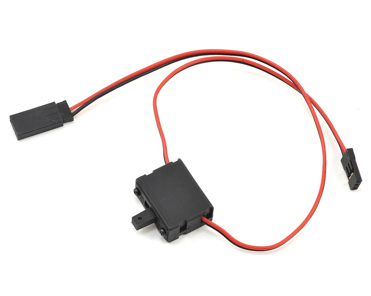 Losi 5IVE-T HD On/Off Switch w/20awg Wire (5IVE-T)
