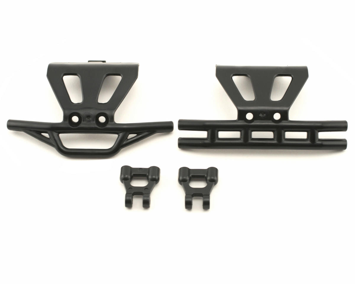 Losi Front/Rear Bumper & Brace Set (MLST/2)