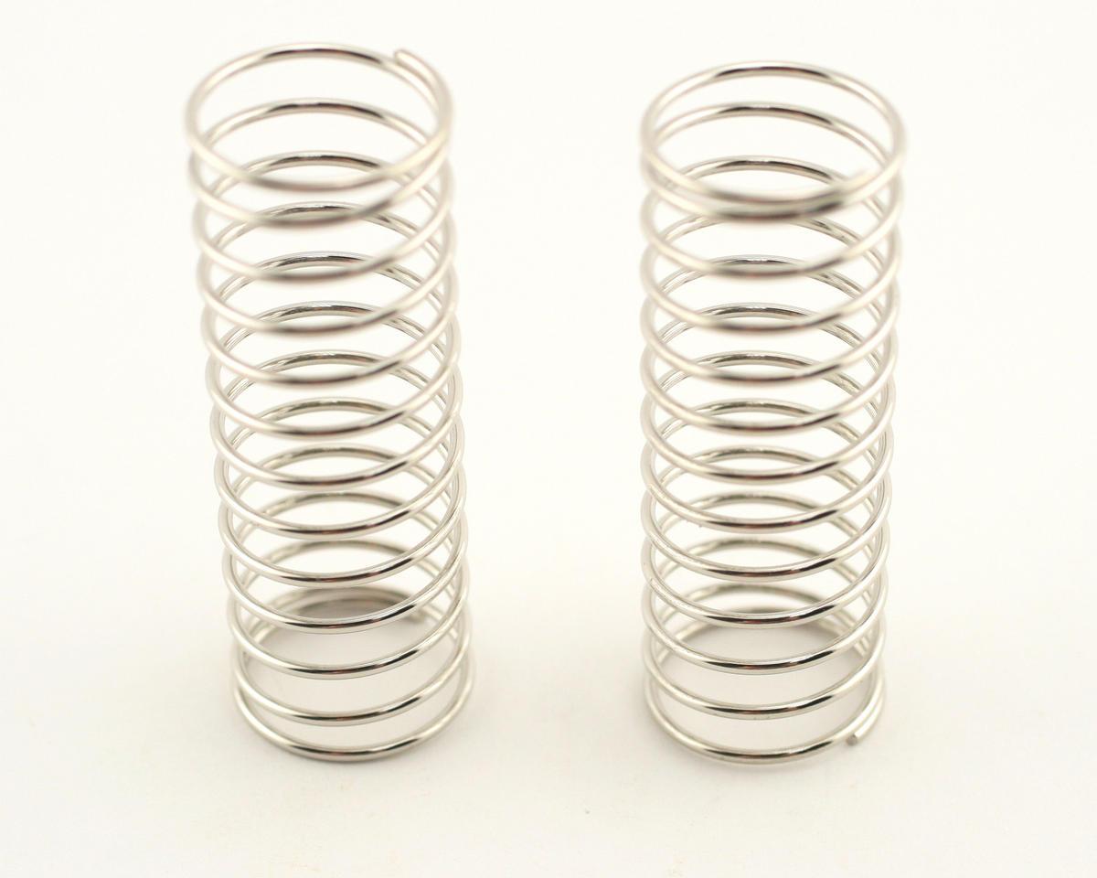 Losi Front Shock Springs (Silver) (MLST/2) (2)
