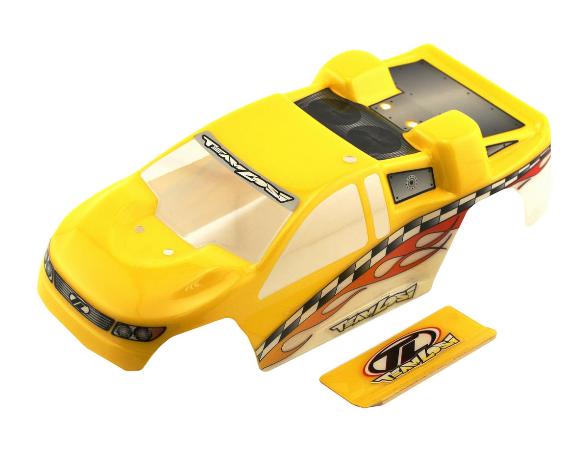 Losi Painted Body (Yellow) (Mini-T)