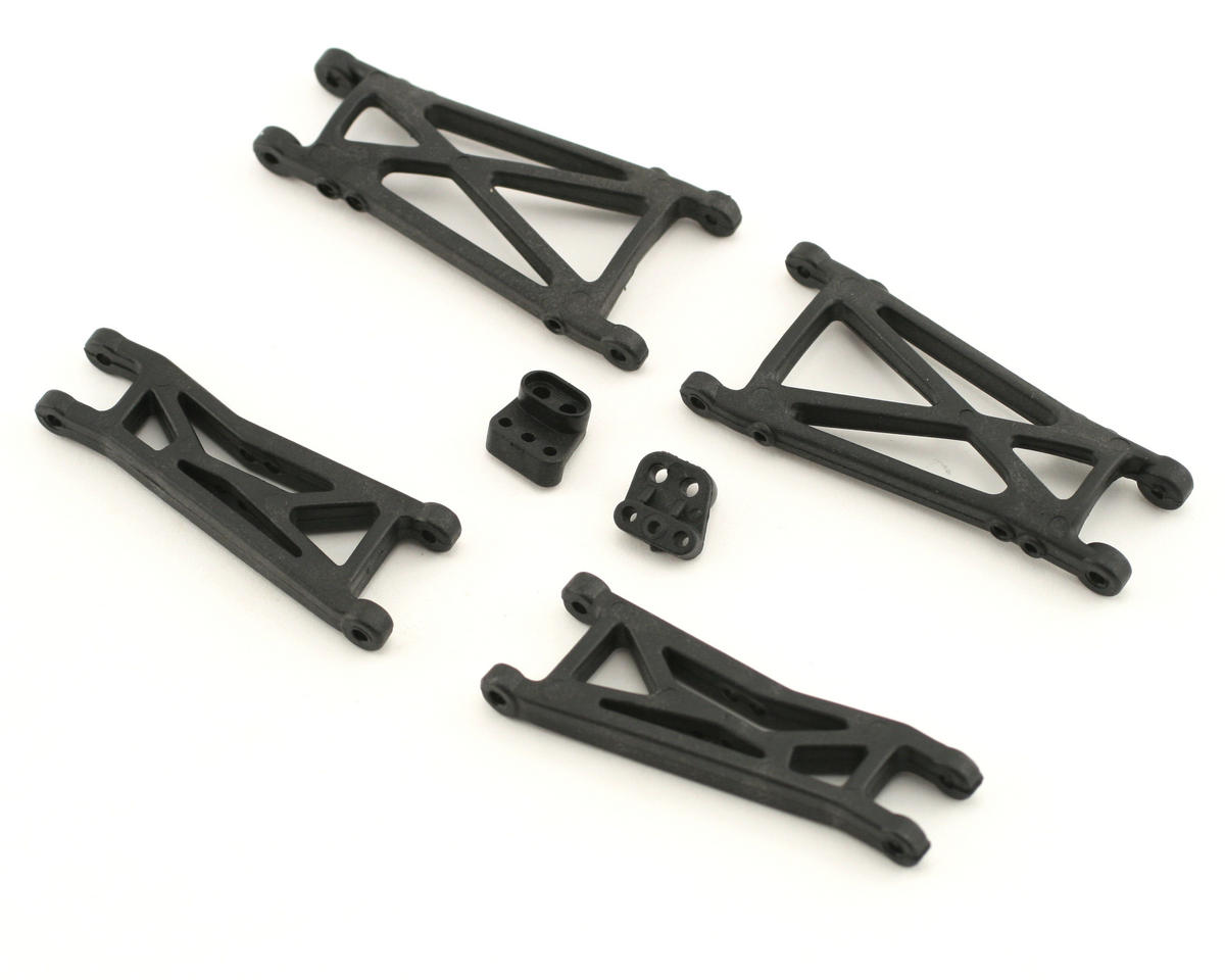 Losi Mini-SCT Front/Rear Suspension Arm Set (Mini-T)