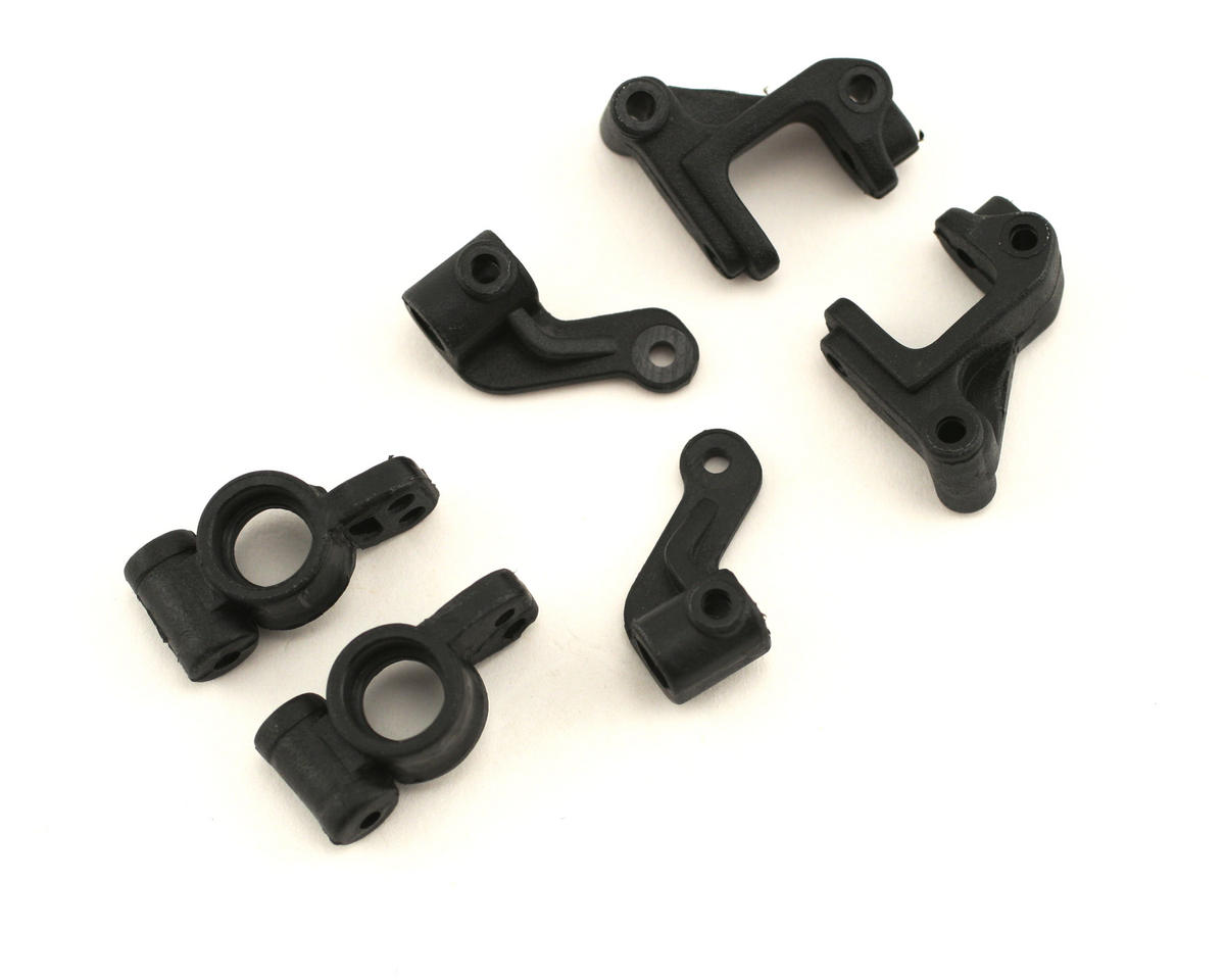Losi Mini-SCT Spindle, Carrier & Hub Set (Mini-T)