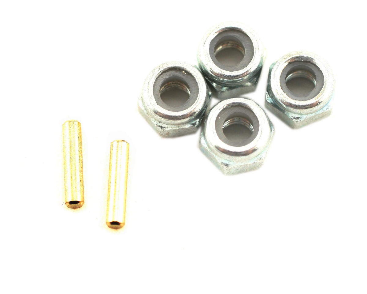 Losi Wheel Nuts & Drive Pins (Mini-T)