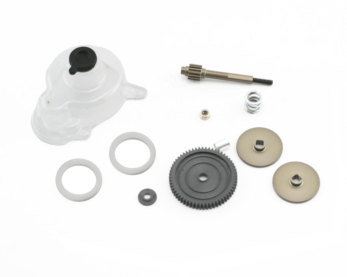 Losi Mini-T Dual Disk Slipper Conversion Kit