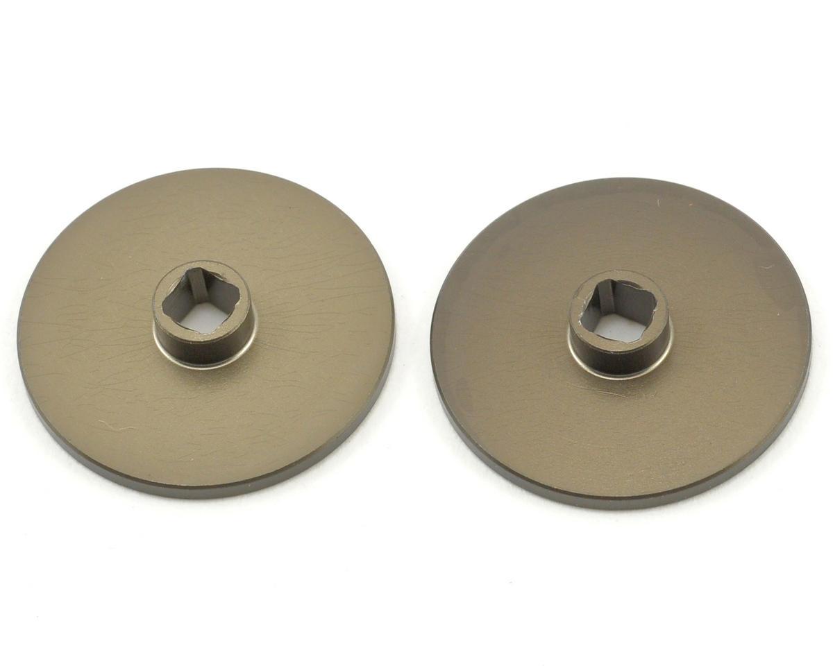 Losi Dual Disk Slipper Plate Set (2)